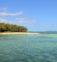 Dzień na tropikalnej Green Island i bliskie spotkanie z płaszczką